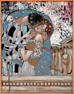 The Kiss / Klimt