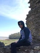 Visting castles in Wales.