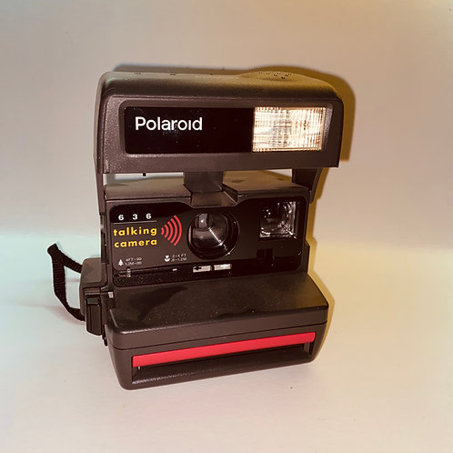 POLAROID TALKING CAMERA