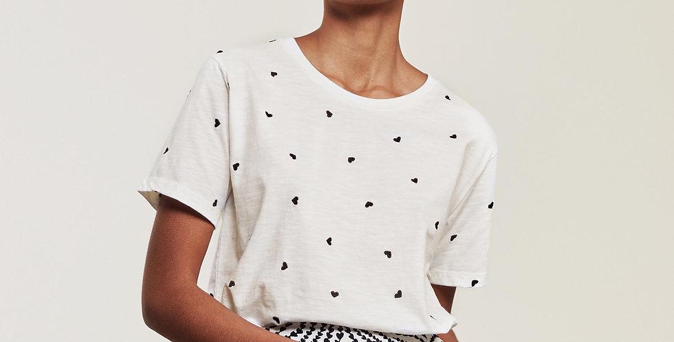 Tee-shirt PHIL HEART | Fabienne Chapot