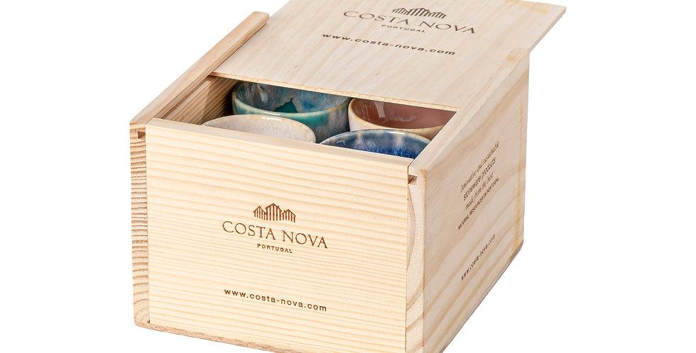 Coffret tasses EXPRESSO | COSTA NOVA