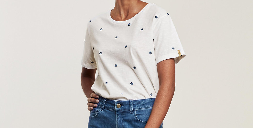 Tee-shirt PHIL PANSY | Fabienne Chapot