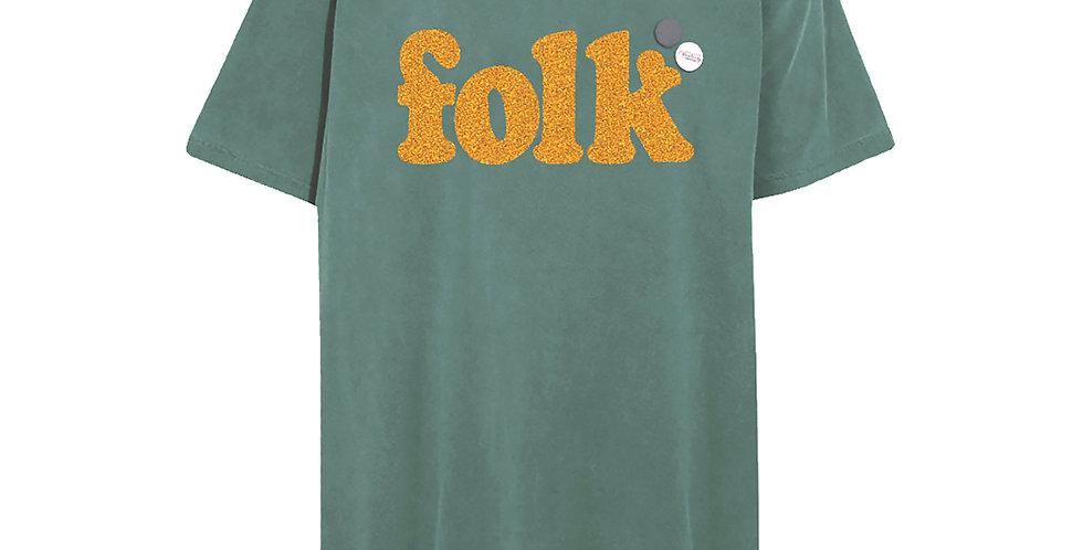 Tee-shirt  TRUCKER FOLK | Newtone
