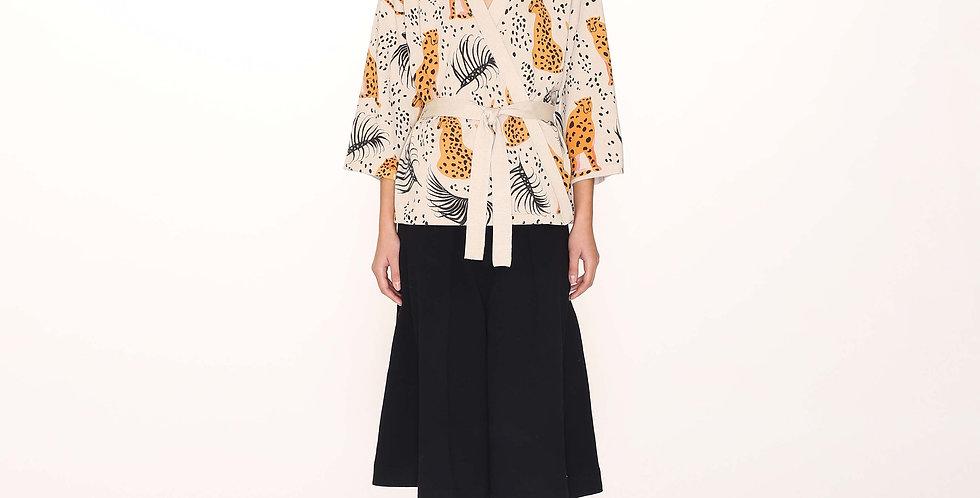 Kimono LEOPARD | Pepaloves