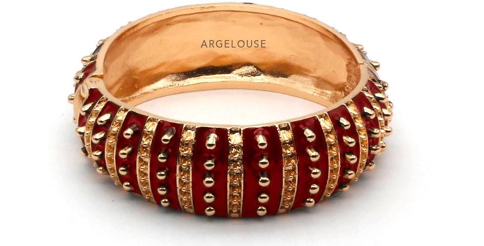 Bracelet LARGE AMOK POIS | Argelouse