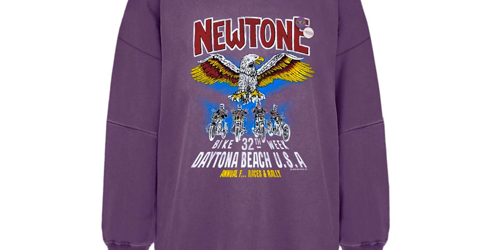 Sweatshirt CONVENTION GRAPE ROLLER | Newtone