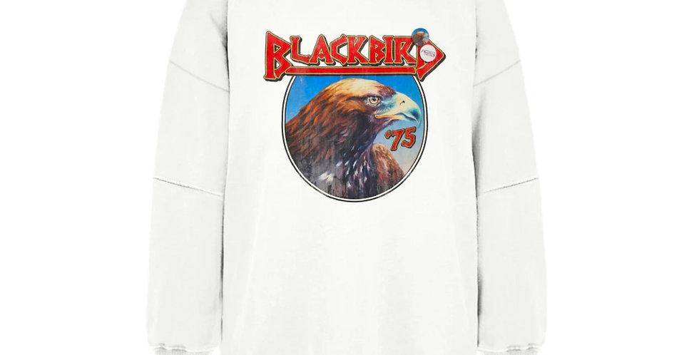 Sweatshirt BLACKBIRD OFFWHITE ROLLER| Newtone
