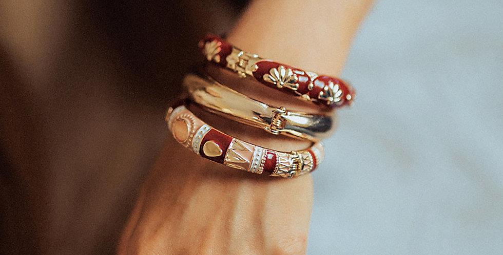 Bracelet AMOK GOLD   Argelouse