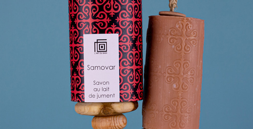 Savon sur corde SAMOVAR | L'ART DU BAIN