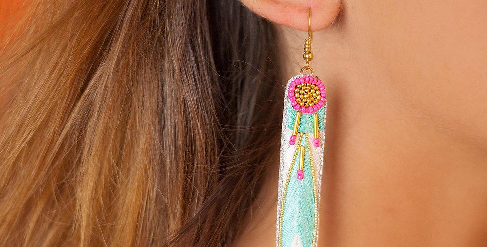 Boucles d'oreilles APSA | Nahua