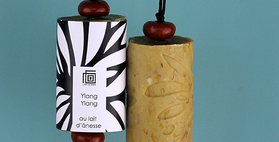 Savon sur corde YLANG YLANG | L'ART DU BAIN