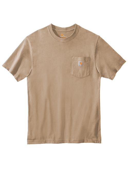 Carhartt Workwear Pocket Tee Short Sleeve Desert 2XL