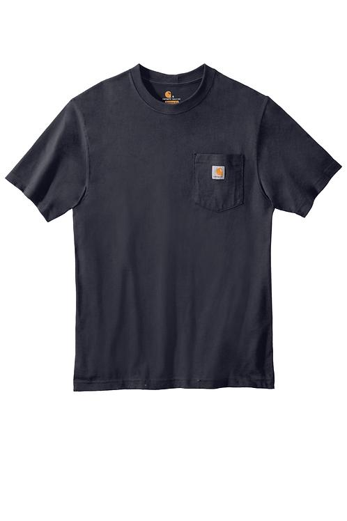 Carhartt Workwear Pocket Tee Short Sleeve True Navy 2XL