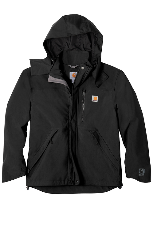 Carhartt Shoreline Jacket Black XL