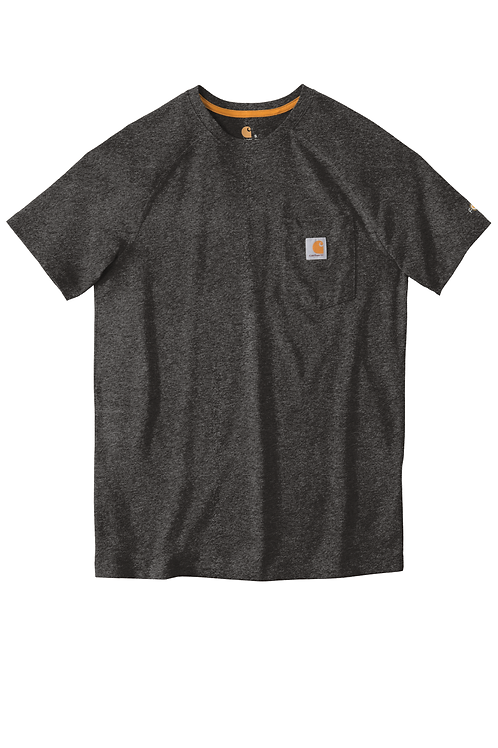 Carhartt Workwear Pocket Tee Short Sleeve Carbon Heather XL