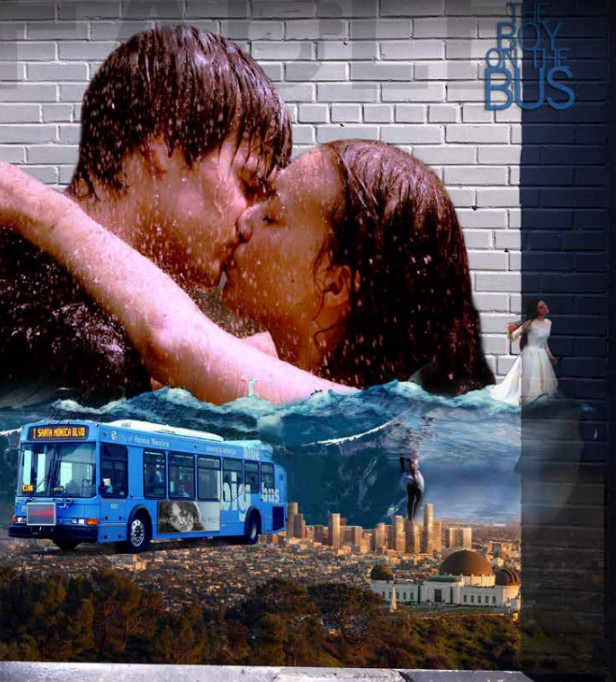 The Boy on the Bus Embrace