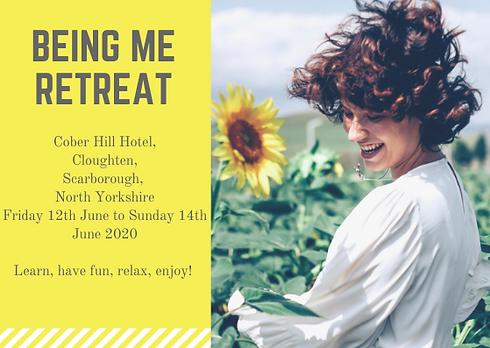 Being Me Retreat - Cober Hill Hotel - Ju