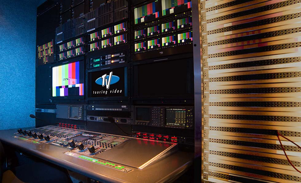 Touring Video TV-3 Video Control
