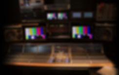 Touring Video TV-3 Audio Control Room