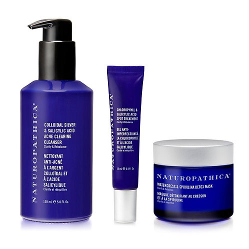 Acne-Clearing Trio Set