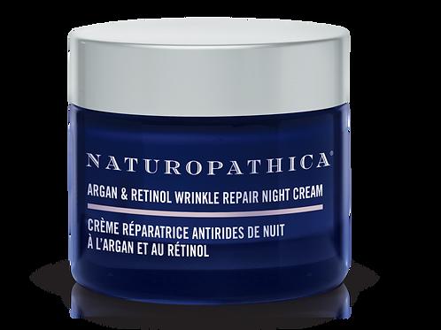 Argan & Retinol Wrinkle Repair Night Cream