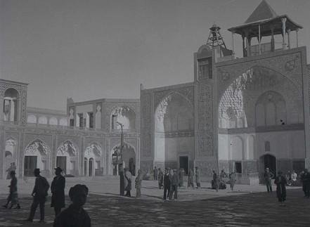 Iran: Qum - shrine of Fatema Masumeh