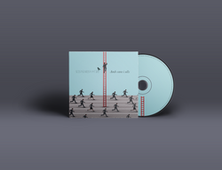 """""""Amb cara i ulls"""" music CD design"""
