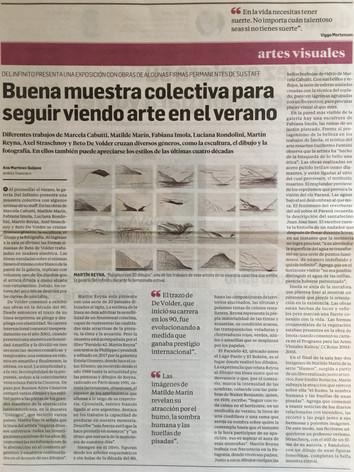 2019, Ambito Financiero, Ana Martinez Quijano, Buenos Aires