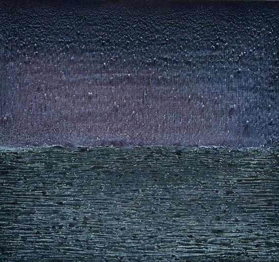 """Paisaje"", 1995, oil on canvas, 50 x 65 cm."