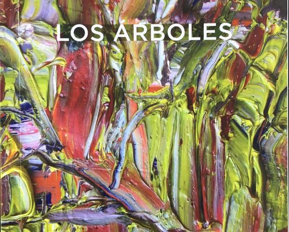 Los árboles, 2019, texte Martín Reyna, Fotografías Roberto De Luca, Ediciones Luciano Calude, Buenos Aires, Argentina