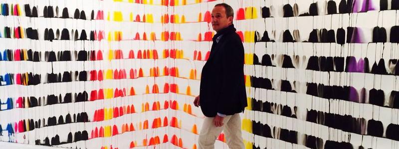"""""""Noir et blanc en couleur"""", Galerie Argentine, Paris, 2014"""