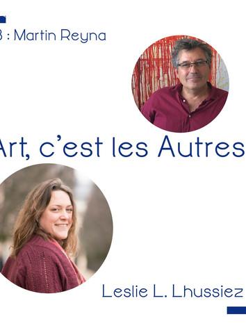 2019, Pigeons & Hirondelles, L'art c'est les autres, Paris, Leslie L. Lhussiez