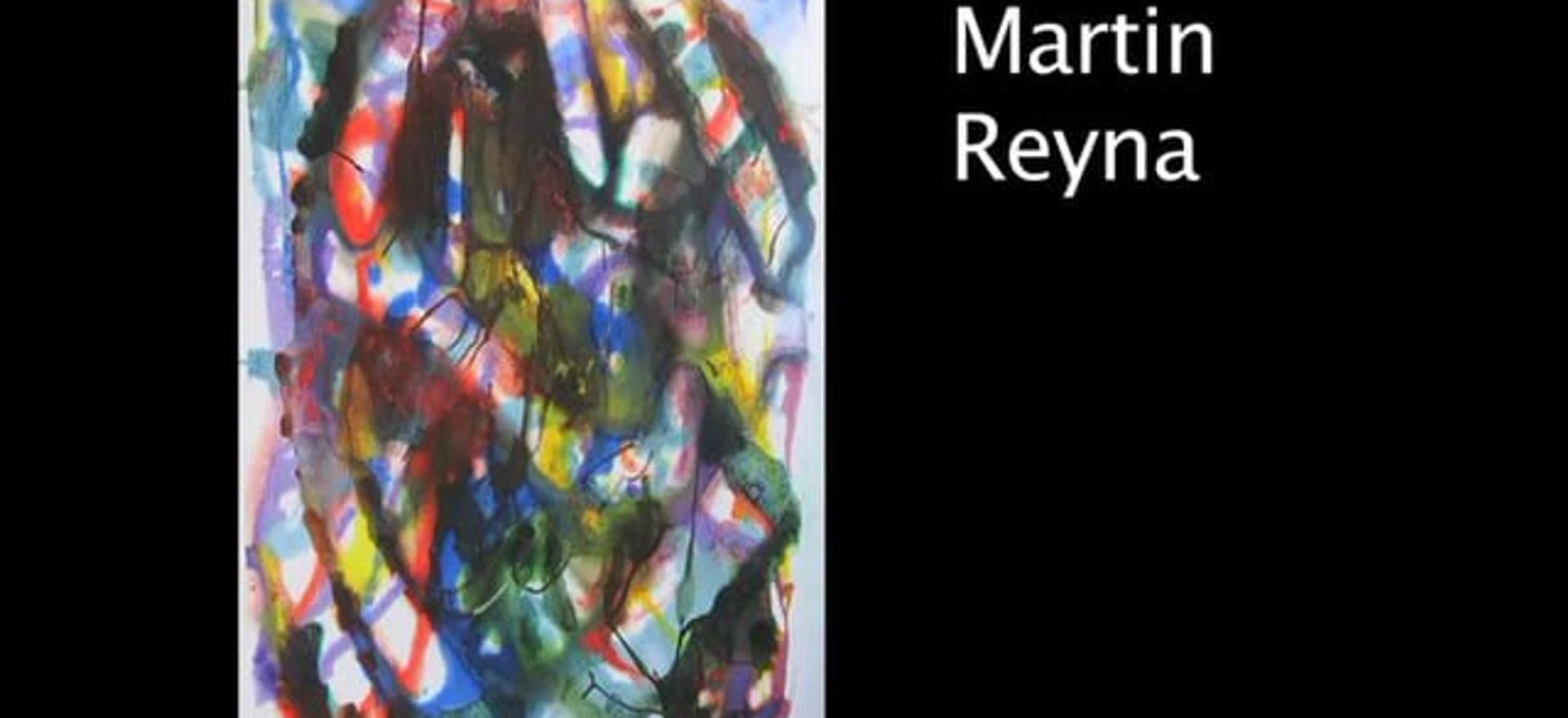 2012, Martin Reyna par Olivier Laly