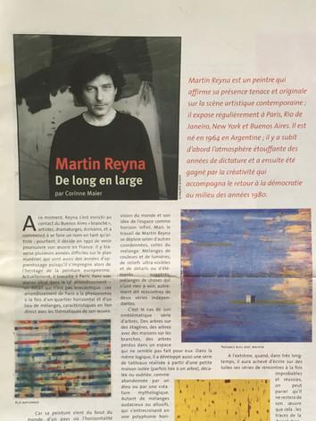 2005, Magazine Figures, De long en large, Corinne Maier, Paris