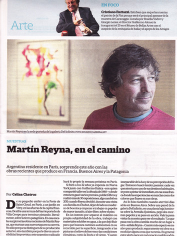 2012, La Nación, ADN, Buenos Aires, Celina Chatruc