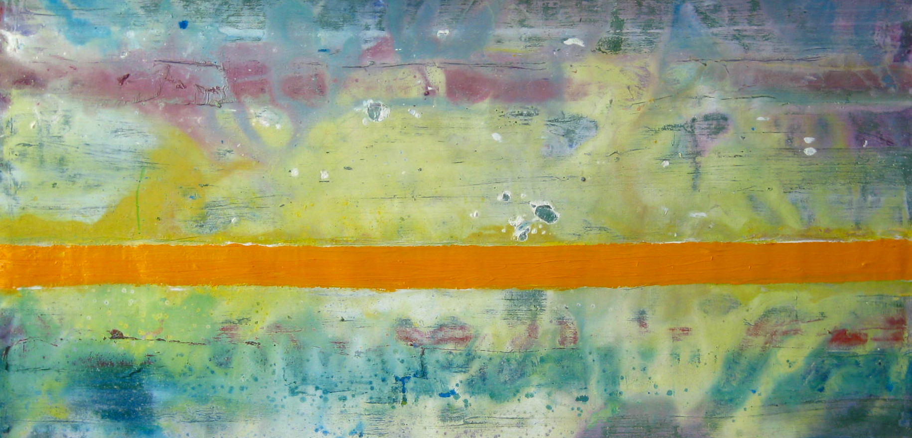 """Untitled"", 2012, oil on canvas, 130 x 130 cm."