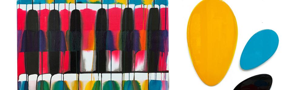 2019, Full Colour,  Aína Nowack Arte Contemporáneo, Madrid