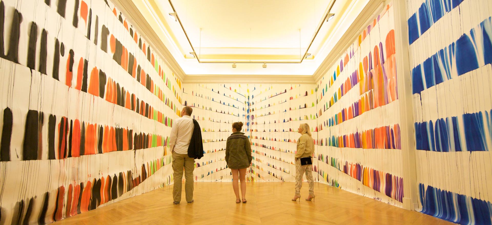 2013, Maison de l'Amérique Latine, Paris