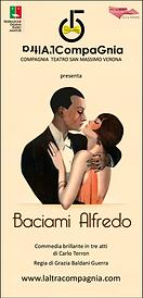 Locandina Baciami Alfredo