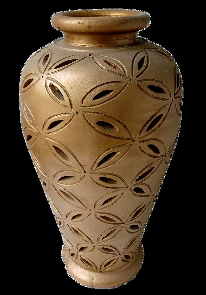 Clay Vase Large