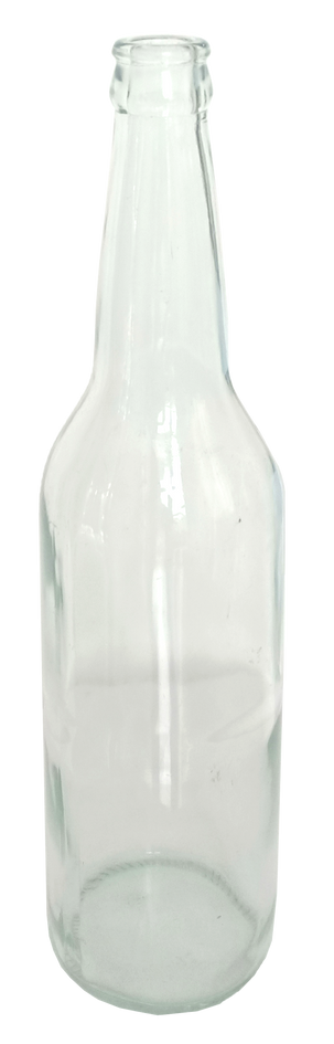 Tall Clear Bottle
