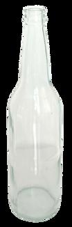 Tall Clear Bottle