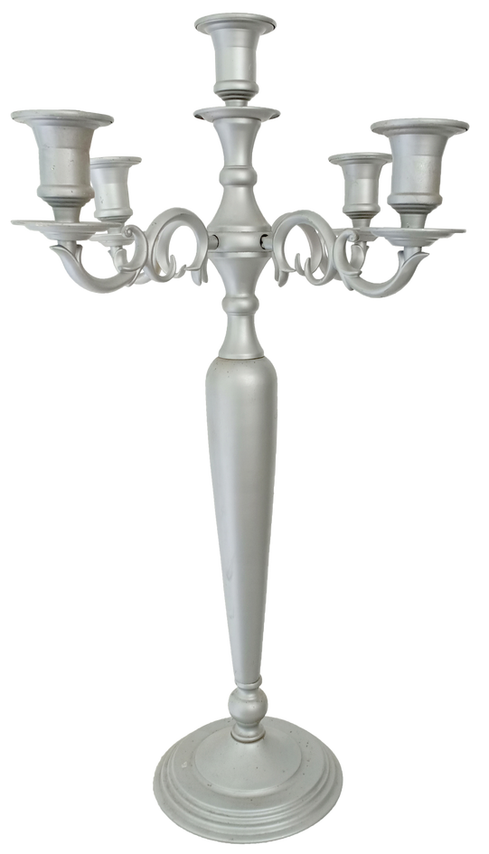 Stainless Candlelabra