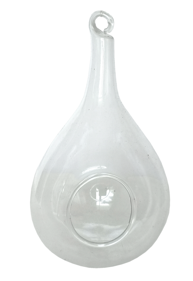 Tear Drop Glass Ball