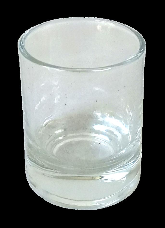 Clear Tea Light Glass