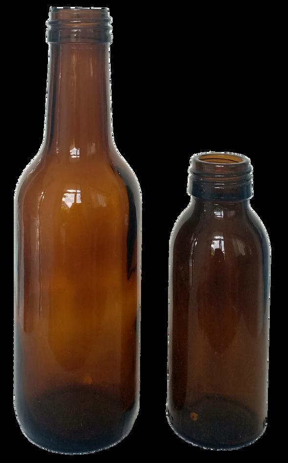 Chocolate Bottles