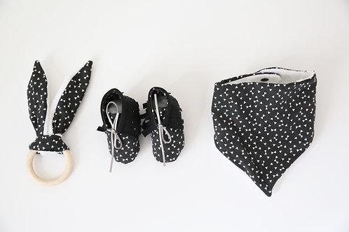 coffret naissance bébé couture indien