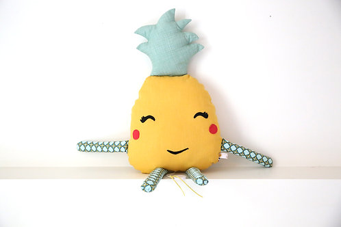 Coussin fruit ANANAS