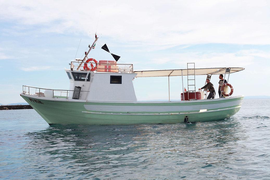 Pescaturismo asinara- stintino- asinara - escursioni asinara