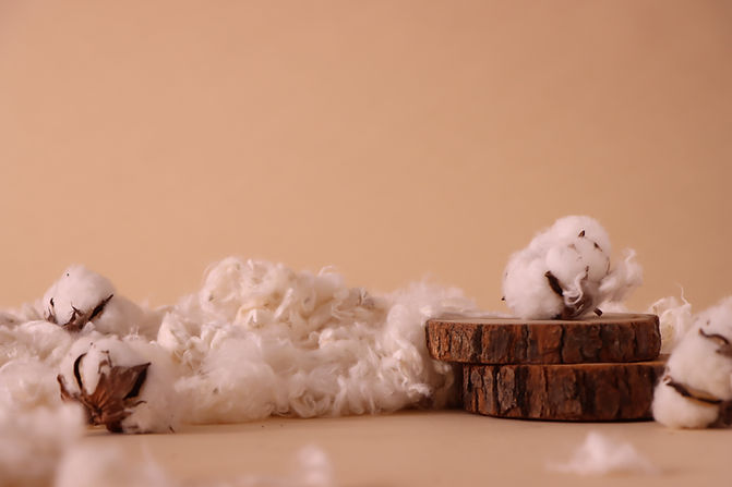 SUVIN FIRST PICKED RAW COTTON